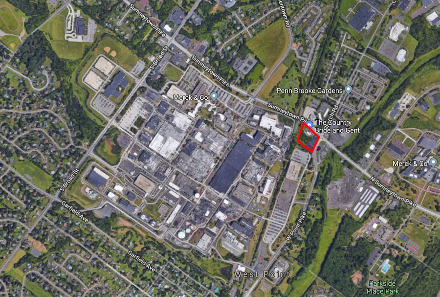 merck west point campus map West Point Pa merck west point campus map